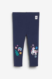 Next Unicorn Embellished Leggings (3mths-7yrs) - 265560