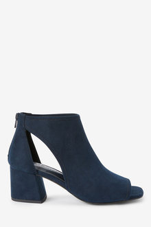 Next Forever Comfort Low Cut-Out Shoe Boots-Regular - 265572