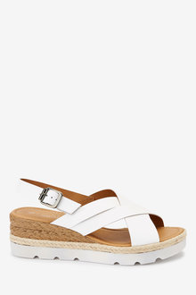 Next Sports Cross-Over Wedges-Regular - 265583