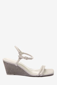 Next Embellished Tube Wedges - 265605