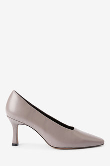 Next Curvy Heel Court Shoes-Regular - 265640