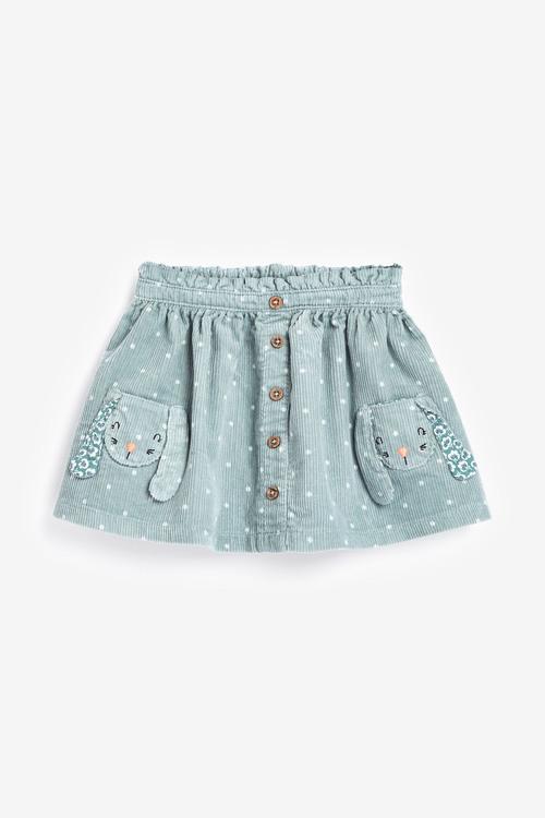 Next Bunny Cord Skirt (3mths-7yrs)