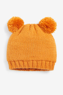 Next Double Pom Beanie (Younger) - 265681