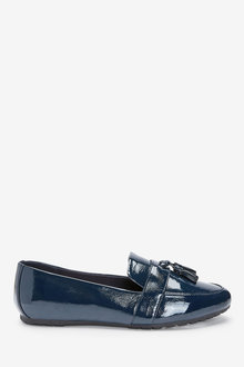 Next Cleated Tassel Loafers - 265685