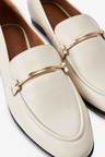 Next Leather Forever Comfort Hardware Loafers