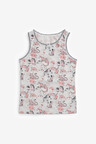 Next 3 Pack Character Print Vests (1.5-12yrs)