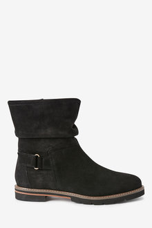 Next Forever Comfort Slouch Weekender Boots-Regular - 265806