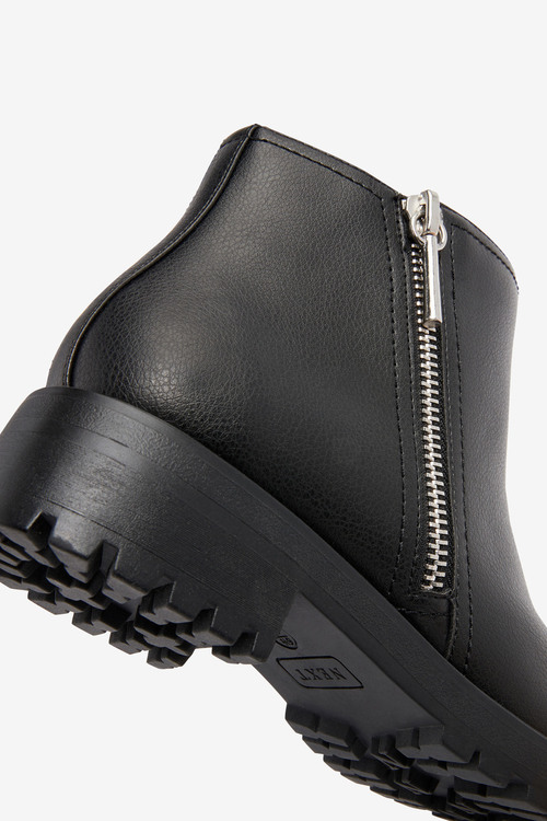 Next Forerver Comfort Side Zip Moto Boots