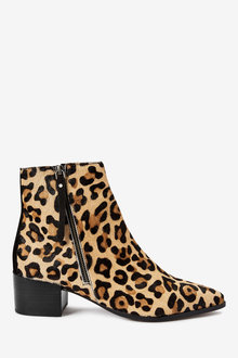 Next Point Zip Chelsea Ankle Boots - 265830