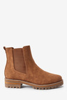 Next Forever Comfort Chunky Casual Chelsea Boots-Regular