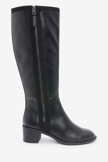 Next Forever Comfort Long Boots-Regular - 265843