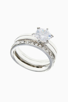 Next Halo Solitaire Ring Pack - 265939