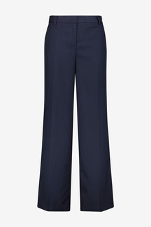 Next Tailored Wide Leg Trousers - Tall - 266086