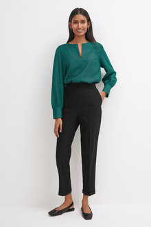 Next Tailored Taper Trousers - Tall - 266087