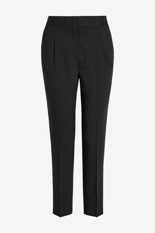 Next Elastic Back Tapered Trousers- Tall