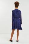 Next High Neck Flippy Dress - Tall