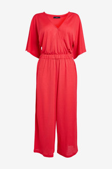 Next Wrap Jumpsuit - Tall - 266098