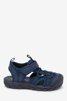 Next Bump Toe Trekker Sandals (Younger) - 266100