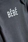 Next 3 Pack Slogan Long Sleeve Bodysuits (0mths-3yrs)