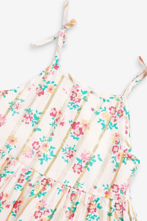 Next Tiered Cotton Sundress (3mths-7yrs)