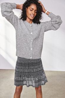 Next Mesh Flippy Skirt - Tall - 266151