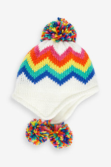 Next Rainbow Trapper Hat (Younger) - 266165