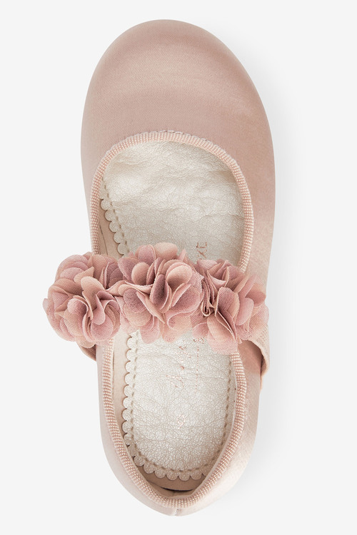 Next Occasion Corsage Mary Janes (Younger)