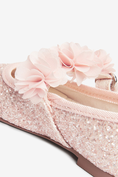Next Occasion Corsage Mary Jane Shoes (Younger)