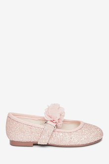Next Occasion Corsage Mary Jane Shoes (Younger) - 266181