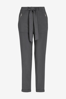 Next Soft Cargo Trousers - Tall - 266182