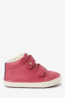 Next Touch Fastening High Top Boots (Younger) - 266200