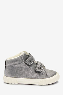 Next Touch Fastening High Top Boots (Younger) - 266204