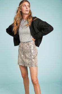 Next Mini Skirt - Tall - 266209
