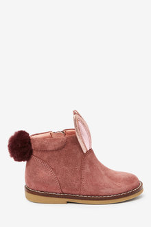 Next Leather Bunny Boots (Younger) - 266237