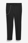 Next Chain Detail Trousers