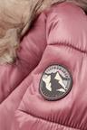 Next Faux Fur Trim Padded Coat (3-16yrs)