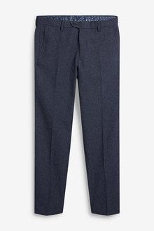 Next Puppytooth Trousers-Regular Fit - 266274