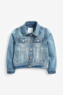 Next Denim Jacket (3-16yrs) - 266284