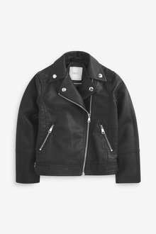 Next PU Biker Jacket (3-16yrs) - 266285