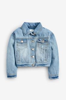 Next Denim Western Jacket (3-16yrs) - 266290