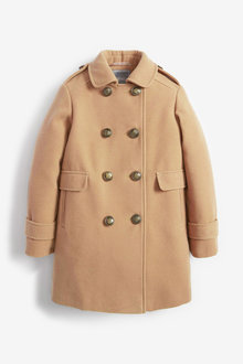 Next Formal Military Styled Coat (3-16yrs) - 266305