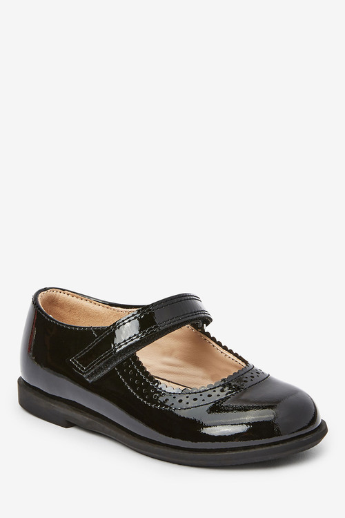 Next Leather Mary Jane Shoes (Younger)