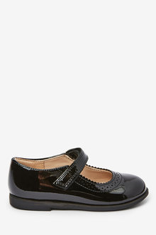 Next Leather Mary Jane Shoes (Younger) - 266324