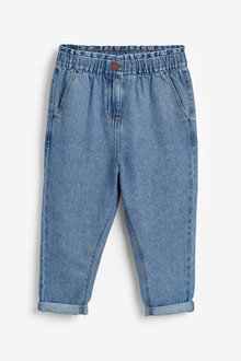 Next Elasticated Waist Jeans (3-16yrs) - 266328