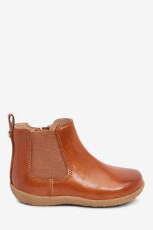 Next Leather Chelsea Boots (Younger) - 266331