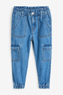 Next Cargo Style Jeans (3-16yrs) - 266336