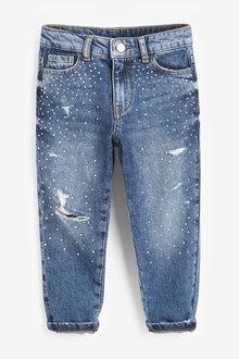 Next Mom Jeans (3-16yrs) - 266341