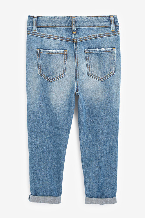 Next Distressed Mom Jeans (3-16yrs)