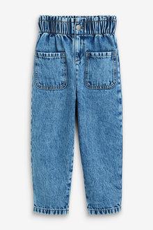 Next Elasticated Waist Jeans (3-16yrs) - 266370