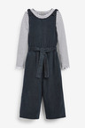 Next Jumpsuit With T-Shirt (3-16yrs)